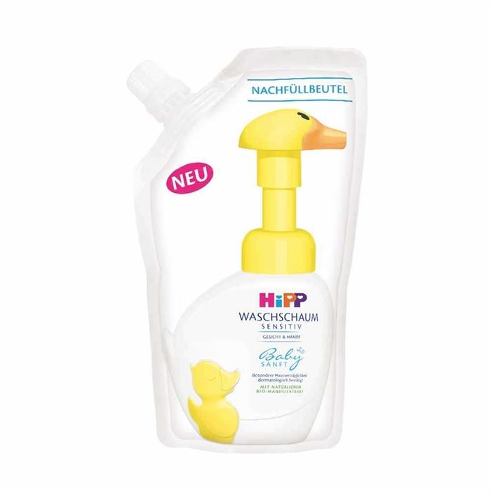 喜寶 嬰兒潔膚泡泡補充裝 250ml