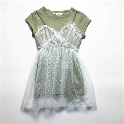 班比奇新款女童连衣裙00288