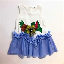 班比奇新款女童连衣裙00275