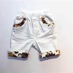 班比奇新款男童短裤00367