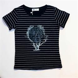 班比奇新款男童短袖圆领T恤00428
