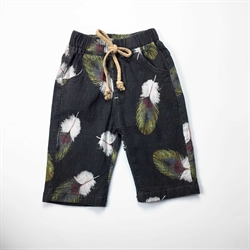 班比奇新款男童短裤00307