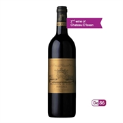 Blason d'Issan, Margaux AOC 2013 (2nd label of Chateau d'Issan) (750ml)